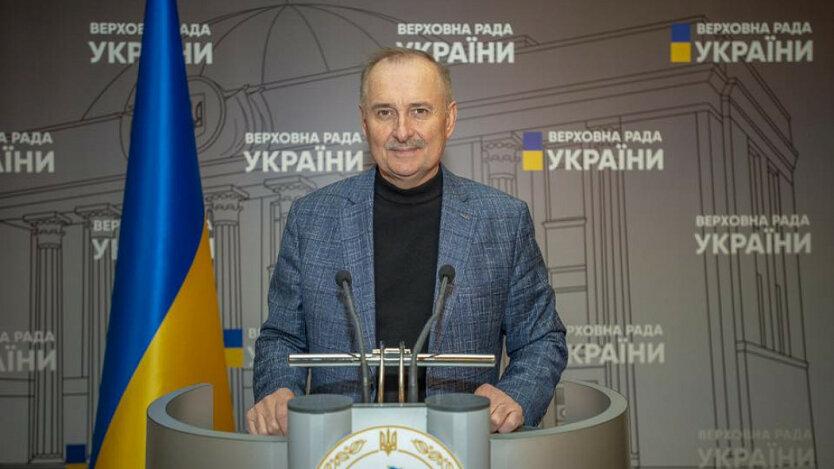 Сергей Магера, народный депутат Украины