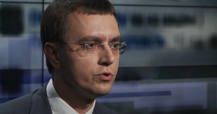 Владимир Омелян, Виталий Кличко, выборы мэра в Киеве