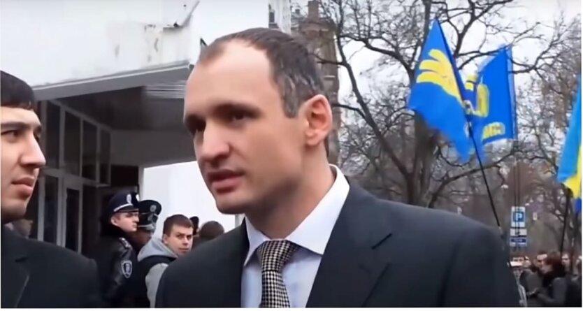 Олег Татаров, Юрий Бутусов, Максим Микитась, Офис президента Украины
