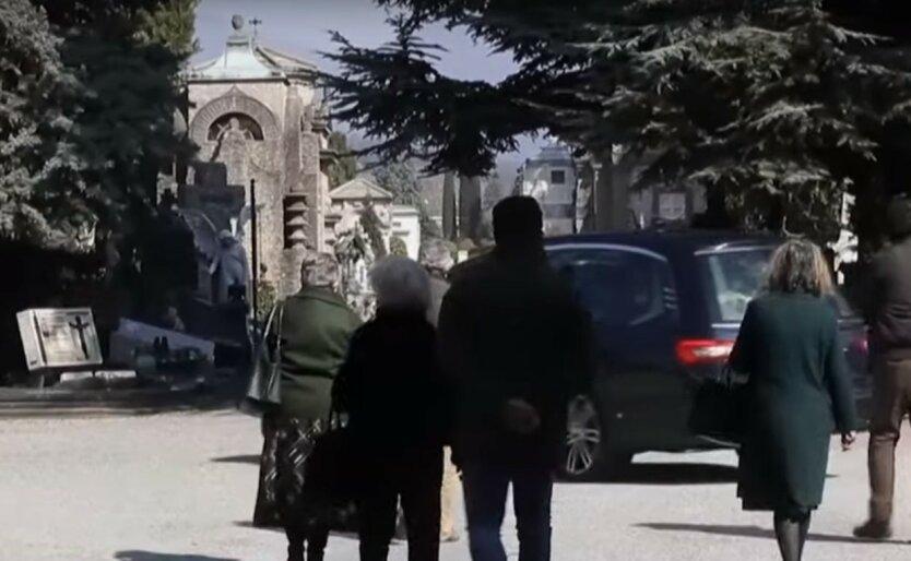 украинка умерла в италии