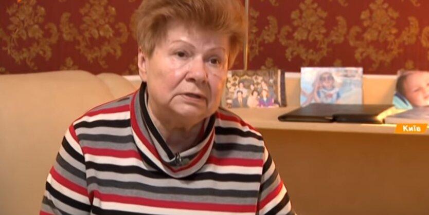 Украинские пенсионеры, пенсии, повышение выплат