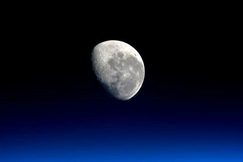 Луна_НАСА_космос
