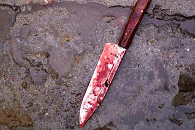 нож убийство