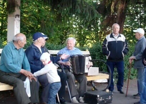 пенсионеры 4