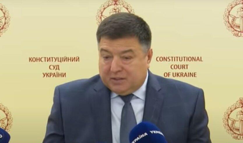 КСУ предупредил Зеленского о последствиях отстранения Тупицкого