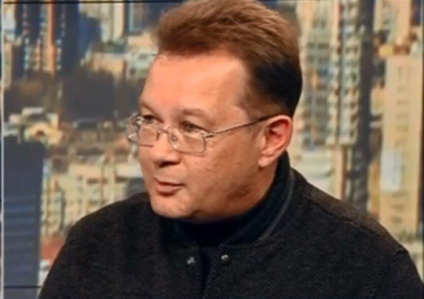 Экономист Олег Пендзин