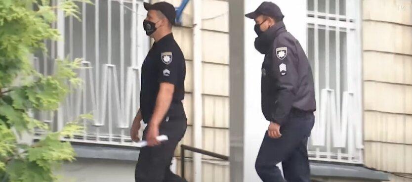 ГБР, полицейские, пенсионер, Черновцы