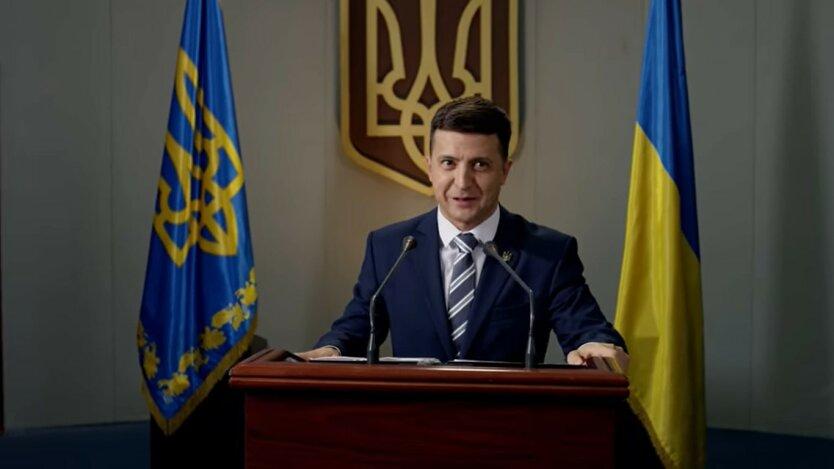 Владимир Зеленский, годовщина у власти, год Зеленского