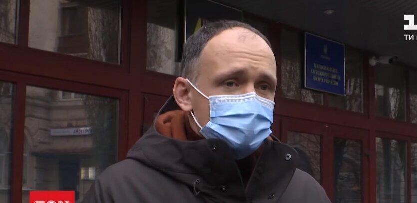 Олег Татаров, Высший антикоррупционный суд, НАБУ