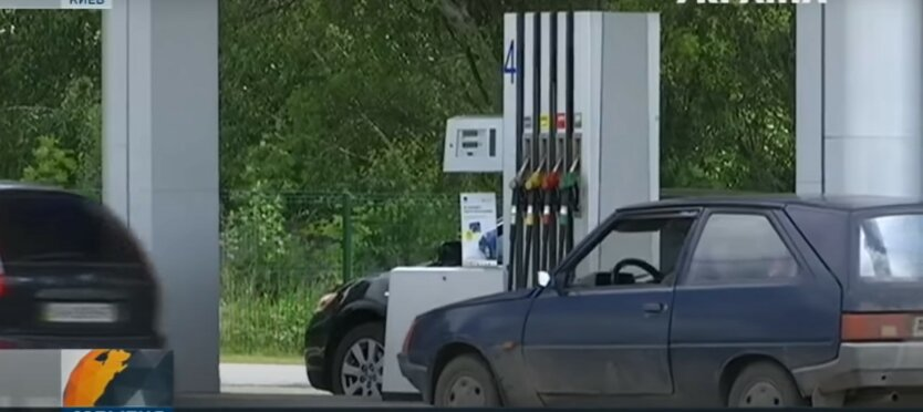 Бензин в Украине, украинские АЗС, бензин и дизтопливо