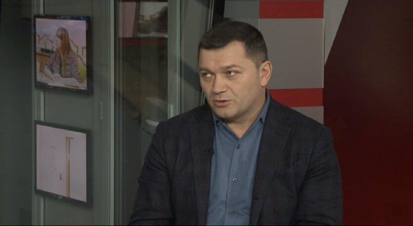 Первый заместитель председателя КГГА Николай Поворозник