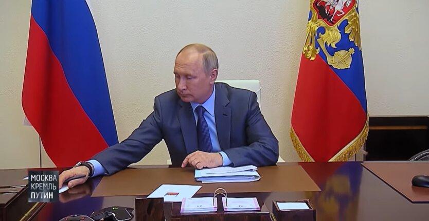 президент России Владимир Путин, падение цен на нефть, Urals