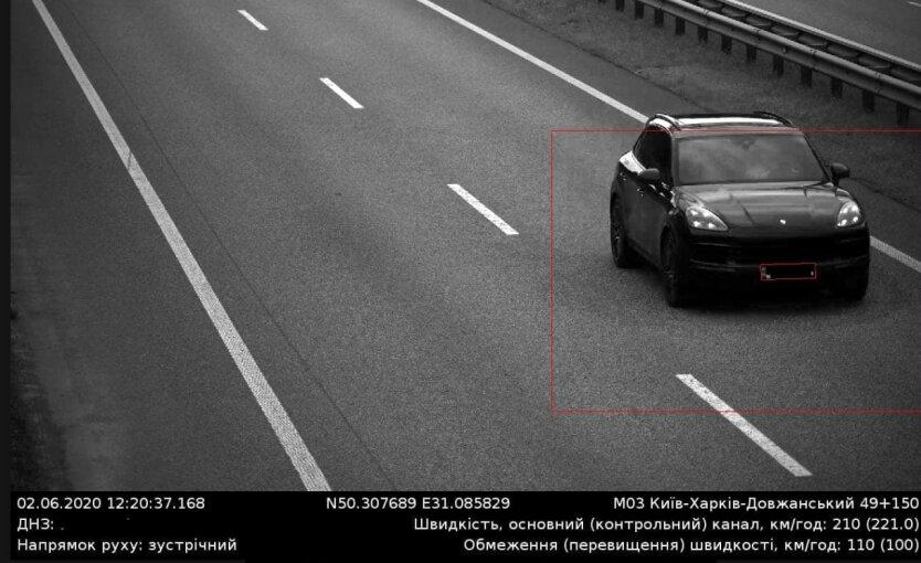 Геращенко рассказал о влиянии автофиксации скорости на поведение водителей