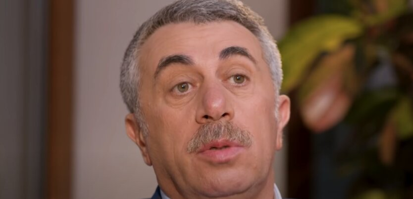 Евгений Комаровский, школы, COVID-19