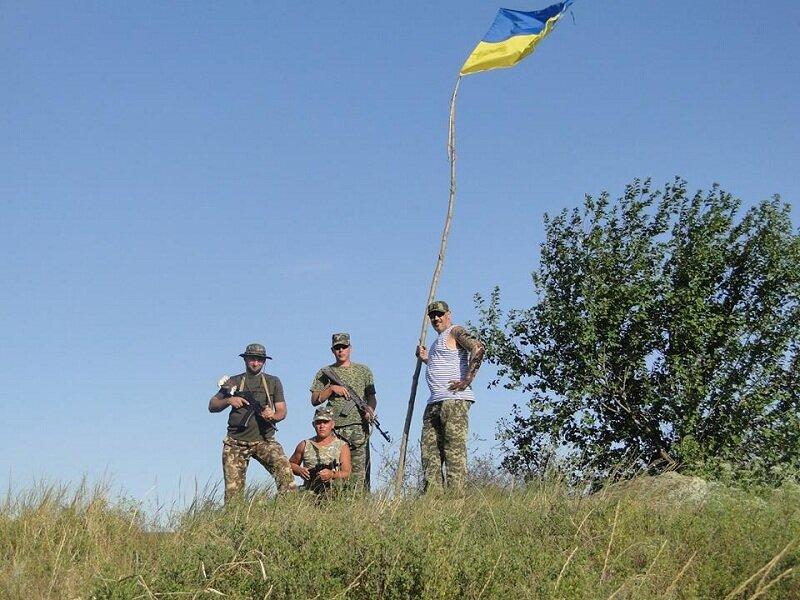 батальон Кривбасс АТО солдаты армия