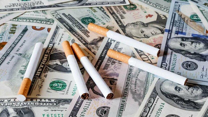 Табачный картель в Украине
