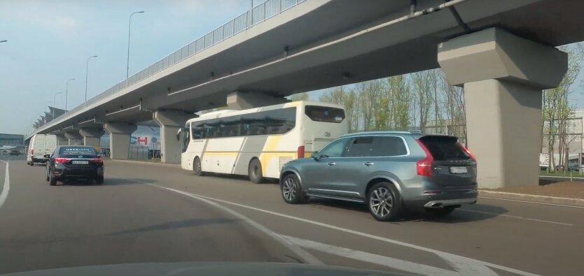 Дорога к аэропорту Борисполь добавит украинцам головной боли