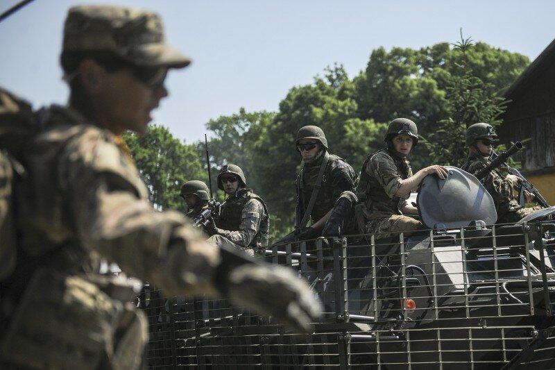 Украинская армия9