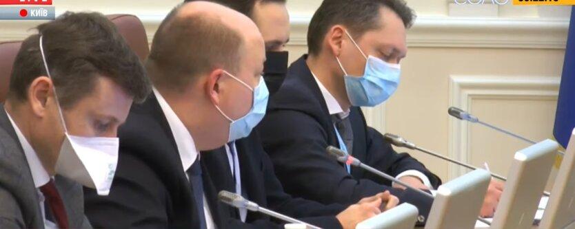 Заседание Кабмина, ограничение зарплат, члены наблюдательных советов