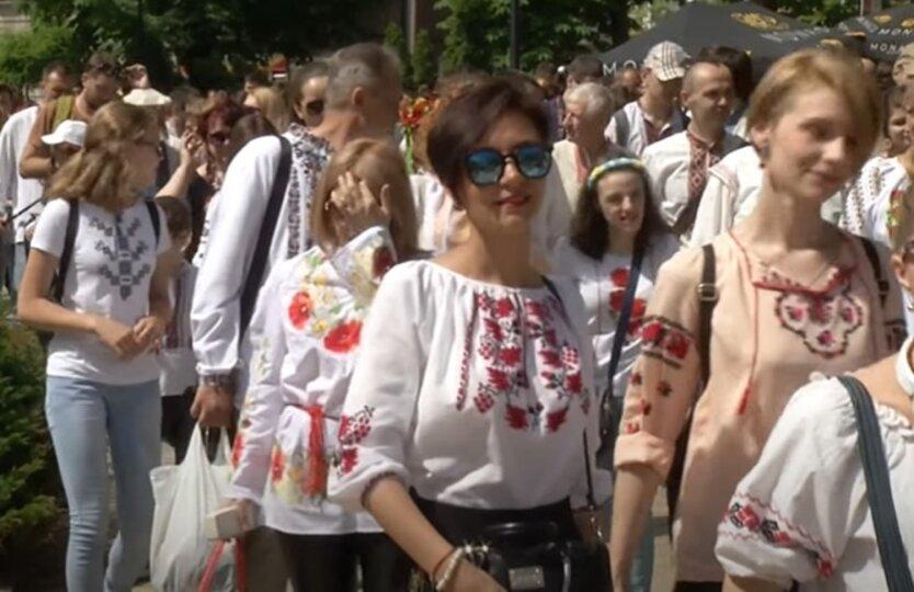 Перепись населения в Украине