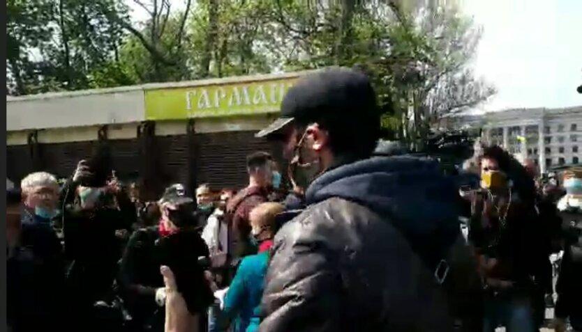 годовщина трагедии в Одессе 2 мая 2014 года, потасовка в Одессе, куликово поле