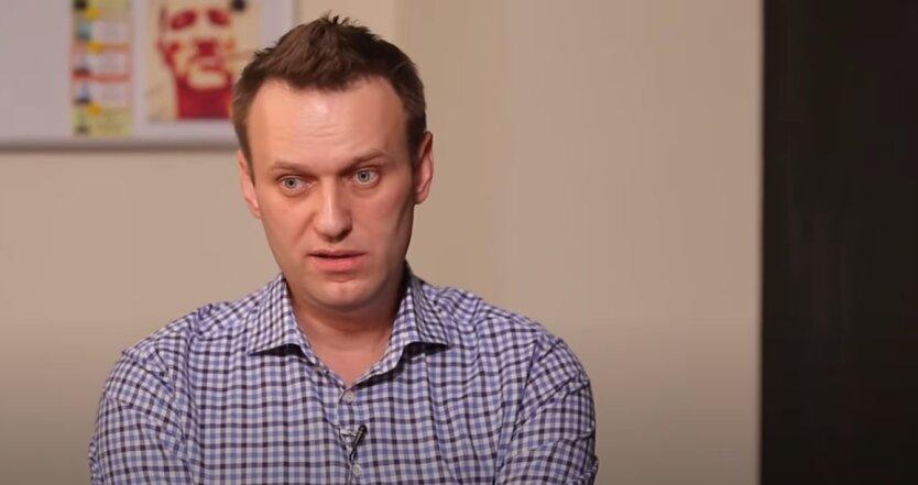 Алексей Навальный, отек мозга, кома