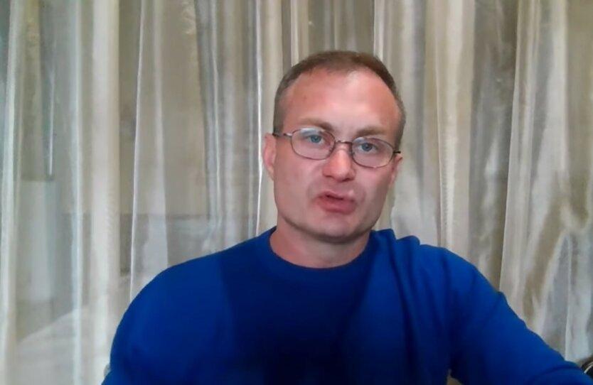 Сергей Гармаш, ТКГ по Донбассу: присоединение ОРДЛО к РФ