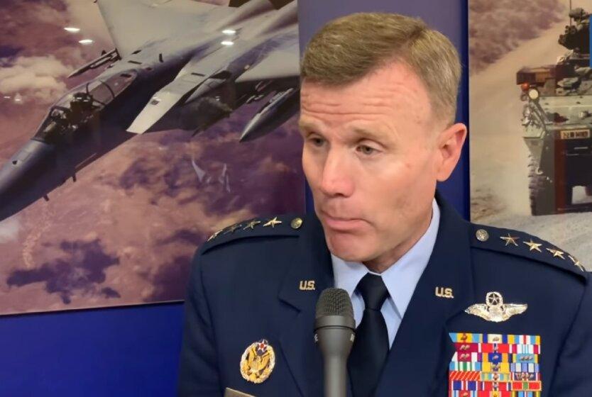 Генерал Тод Уолтерс