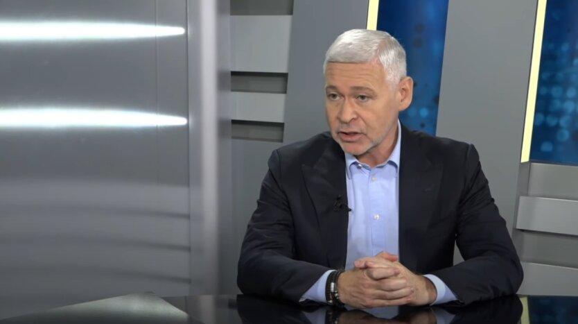 Игорь Терехов, Геннадий Кернес, Харьков