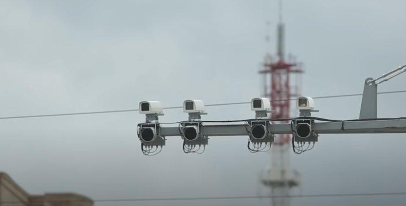 Камеры, нарушения ПДД