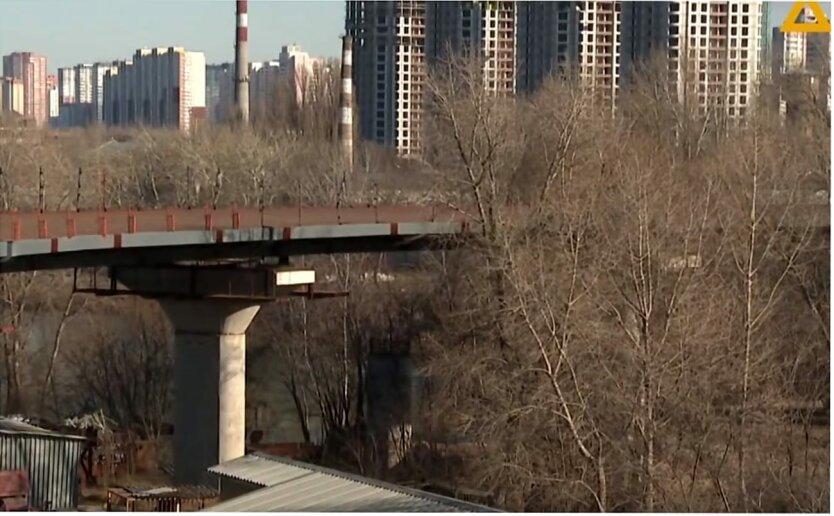 Дарницкий мост в Киеве, Укравтодор, Укрзализныця