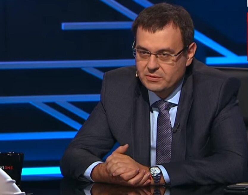 """Нардеп от """"Слуги народа"""" Данил Гетманцев"""