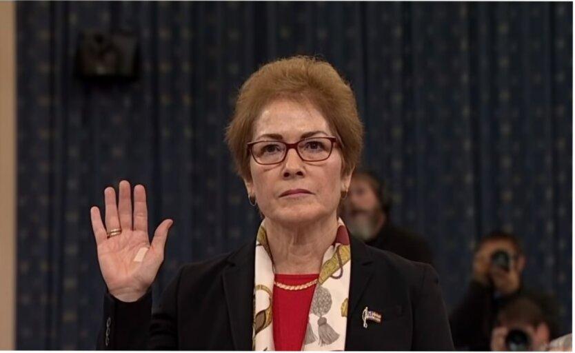 Мария Йованович, Джо Байден, Конгресс США, Выборы президента США
