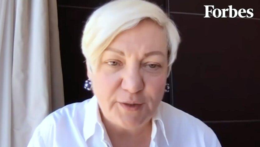 Валерия Гонтарева, гонтарева нацбанк, гонтарева мвф