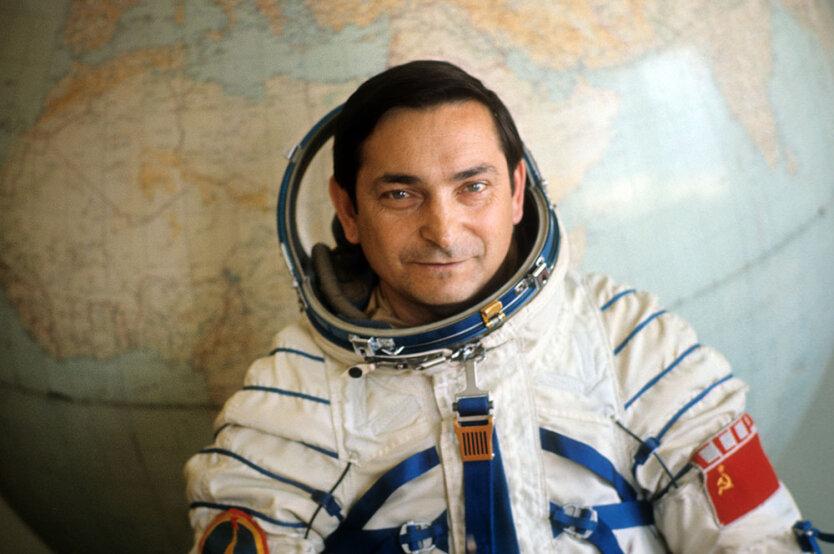 Космонавт Валерий Быковский, 1978 год