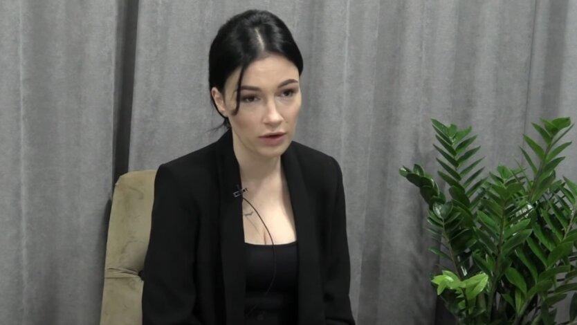 Анастасия Приходько, Константин Меладзе