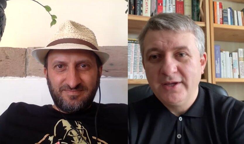 Виталий Кулик и Юрий Романенко, Дмитрий Разумков, политические амбиции