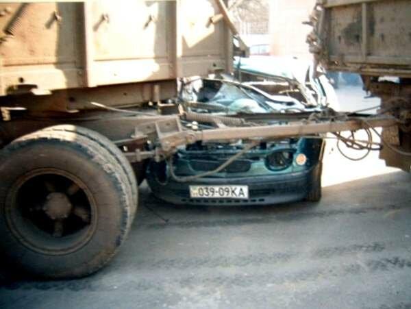 ДТП автокатастрофа убийство Черновола
