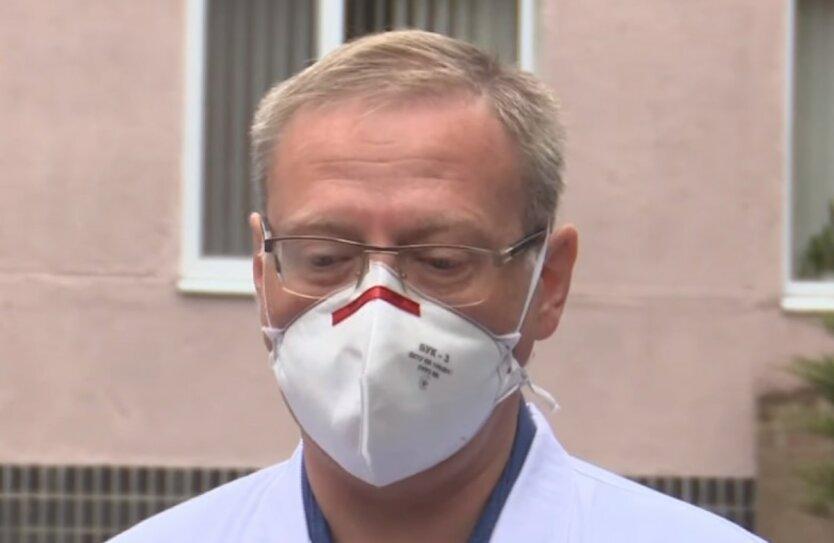 Лечение коронавируса в Украине,Статистика по коронавирусу в Украине