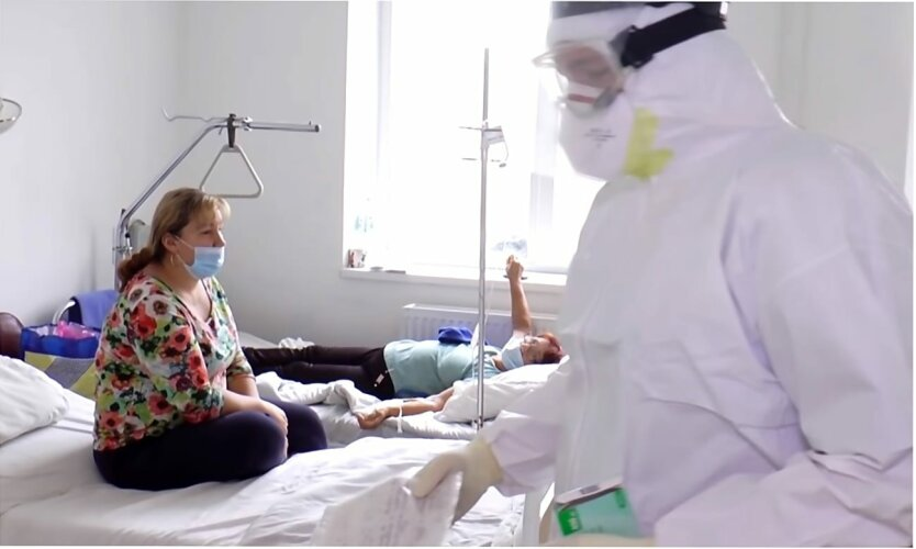 Коронавирус в Украине, Статистика по коронавирусу в Украине, Борьба с COVID-19