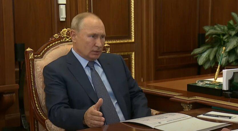 Владимир Путин, Крым, вода