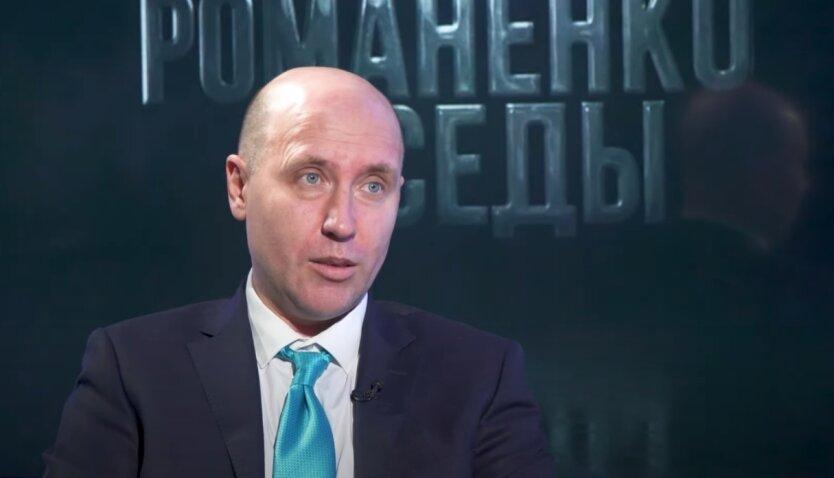 Руслан Бизяев, Игорь Коломойский, санкции