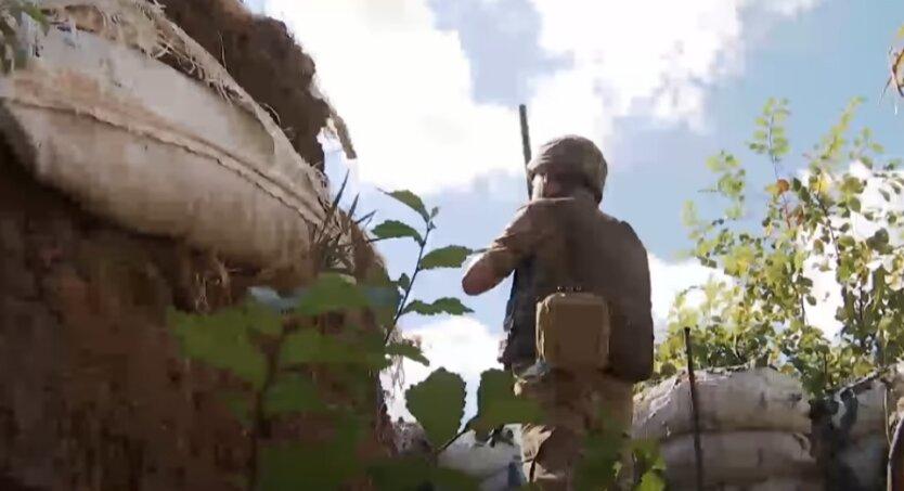 Война, ООС, Донбасс
