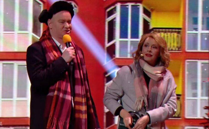 Кошевой и Кравец анонсировали новогодний  «Вечерний квартал»