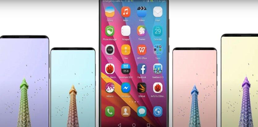 Приложение Here WeGo,смартфон Huawei,альтернатива Google Maps,Huawei с Here WeGo