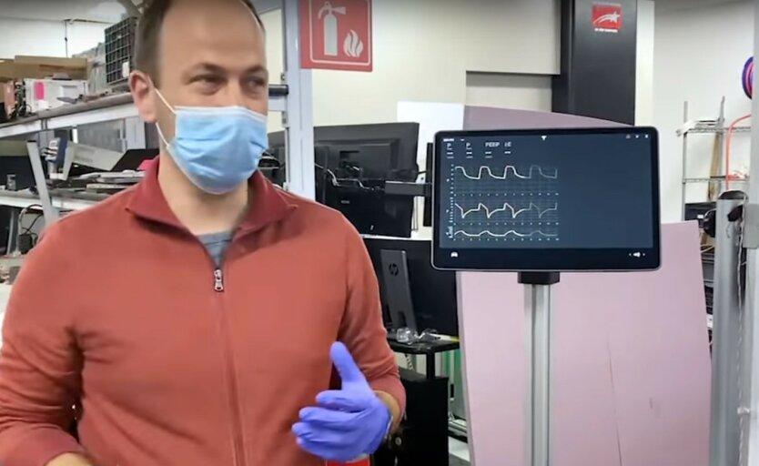 В Tesla представили прототип аппарата ИВЛ для больных коронавирусом: видео
