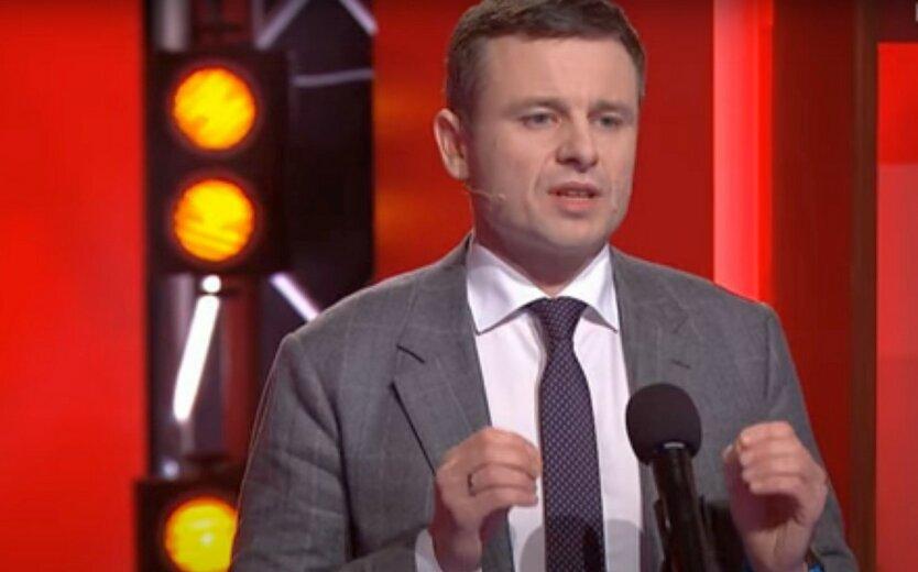 Марченко ответил, нужно ли бежать за валютой в обменники