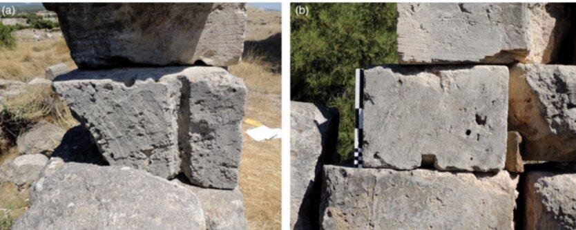 греция камни