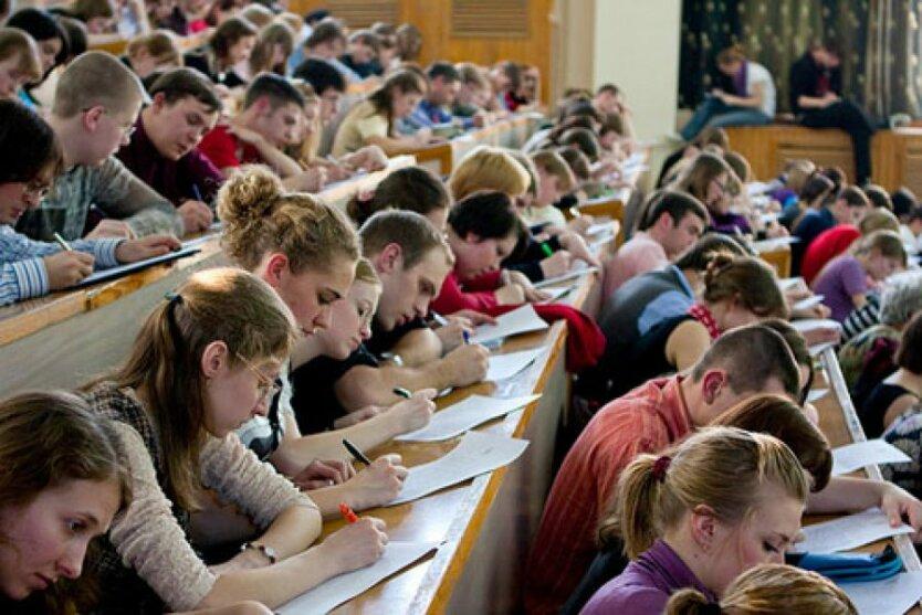 студенты в Украине