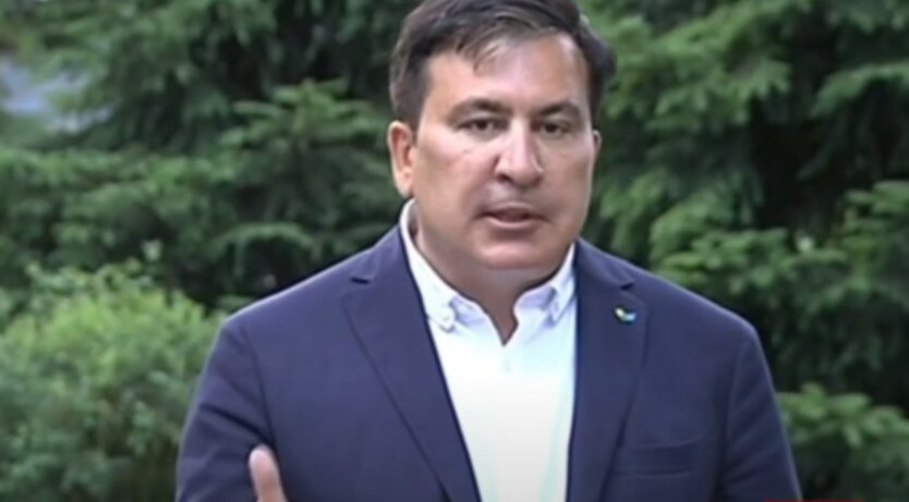 Саакашвили анонсировал революцию в украинской таможне